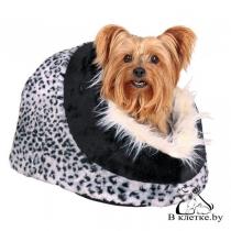 Домик для собак Trixie Minou леопардовый