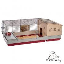 Клетка для кроликов Ferplast KROLIK 140 PLUS