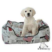 Лежанка для кошек и собак Trixie Bandera
