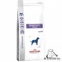 Диетический корм Royal Canin Sensitivity Control Canine