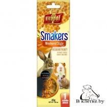 Зерновая палочка с медом для грызунов Vitapol Smakers