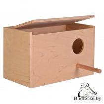Скворечник для волнистых попугаев Trixie 5630