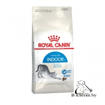 Корм для домашних кошек Royal Canin Indoor