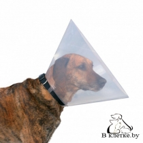 Воротник защитный для собак Trixie Veterinary L-XL