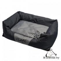 Лежак с подушкой Rogz Spice Pod Silver Gecko