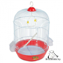 Клетка для птиц круглая Triol A9001G