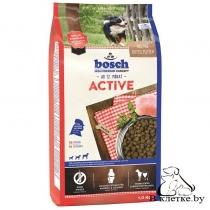 Сухой корм Bosch Active
