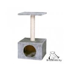 Домик когтеточка Lilli Pet Amethys серый