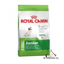 Сухой корм Royal Canin X-Small Junior