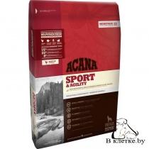 Корм для активных собак Acana Sport & Agility