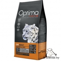 Корм Optima Nova Cat Adult Salmon & Rise