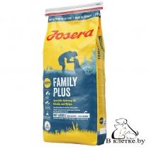 Сухой корм Josera FamilyPlus
