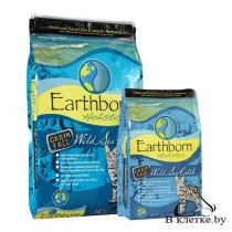 Беззерновой корм Earthborn Holistic Wild Sea Catch