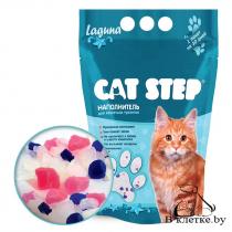 Наполнитель для кошачьих туалетов Cat Step «Лагуна»