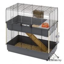 Двухэтажная клетка для кроликов Ferplast RABBIT 100 DOUBLE