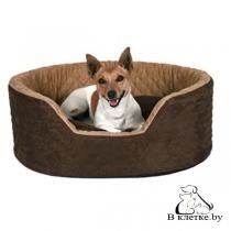 Лежак Trixie Benito коричневый-70