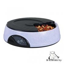 Автоматическая кормушка для собак Trixie TX4 на четыре кормления