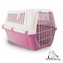 Переноска для кошек и щенков Bergamo Vision 55 Free
