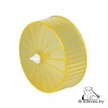 Колесо пластмассовое в клетку для грызунов Bergamo D14