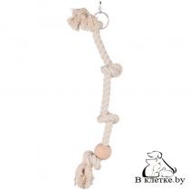 Веревка для длиннохвостых попугаев Trixie 5168