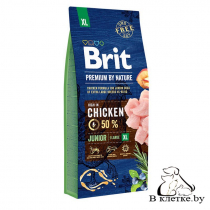 Сухой корм Brit Premium Junior XL