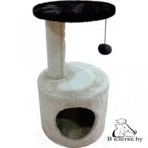 Домик когтеточка Lilli Pet Round and arround