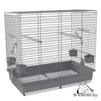 Клетка для попугаев малых и средних Voltrega 850G