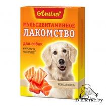 Лакомство для собак Amstrel «Морская форель»