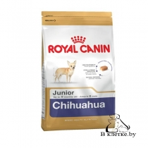 Сухой корм Royal Canin Chihuahua Junior