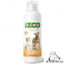 Биошампунь для кошек и собак ЭКО ZOOлекарь «Антипаразитарный»