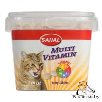 Sanal для котов «Мультивитамин»
