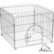 Клетка-вольер для животных из 4 секции Triol K1