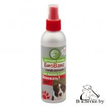 Спрей-лосьон для собак БиоВакс «Освежать? Да!»