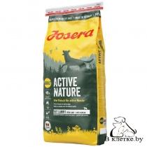 Корм активным собакам с чувствит. пищеварением Josera Active Nature