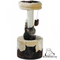 Когтеточка-домик для кошки Trixie Nuria 43791