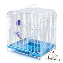 Клетка для мелкого грызуна 3-х этажная DaYang DAY135