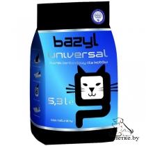 Наполнитель для кошачьего туалета BAZYL «Универсальный»