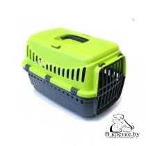 Переноска для кошек и щенков GIPSY PORTA IN PLASTICA
