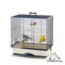Клетка для птиц Savic Primo 40 серебристая