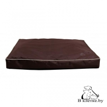 Лежанка для кошек и собак Trixie Drago коричневая