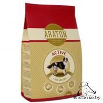 Корм для активных собак Araton Adult Active