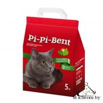 Наполнитель комкующийся Pi-Pi-Bent «Сенсация свежести»