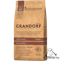 Grandorf Adult All Breeds Утка и Батат