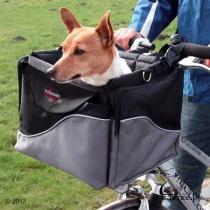 Сумка на руль для велоперевозки Trixie до 7кг