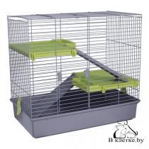 Клетка для морской свинки и кролика Voltrega 974G