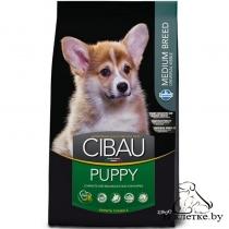 Корм Farmina Cibau Puppy MEDIUM
