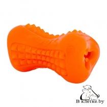 Игрушка кость с массажными насечками Rogz Yumz Treat Small