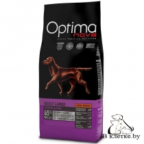 Корм Optima Nova Adult Large Chiken & Rice