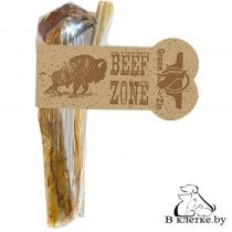 Сушенный говяжий пенис Beef Zone средний, 5шт