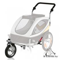 Комплект аксессуаров Trixie для велоприцепа M серый
